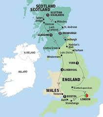 where is wales on the map tours vacations trafalgar us