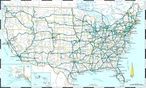 map us interstate system us interstate system map my preinterstate us highway endear