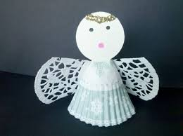 Be Brave Keep Going Paper Muffin Liner Angel Craft