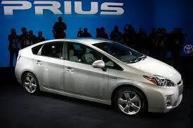 2009 toyota prius mpg detroit auto 2009 2010 toyota prius hybrid will get 50