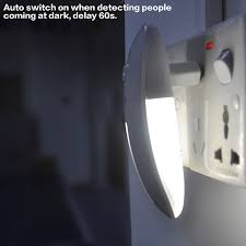 motion sensor night light plug in plug in small auto motion and light sensor led night light buy led