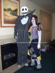 Sally Halloween Costume Adults Coolest Homemade Jack Skellington Sally Halloween Costumes