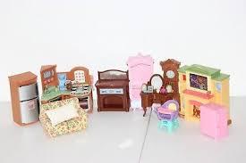 loving family kitchen furniture fisher price loving family streets hotel in original box