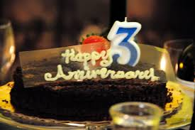 3rd wedding anniversary modern wedding cakes for the 3rd wedding anniversary cakes