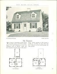 Dutch Colonial Home Plans The Home Plan Book 1939 Vintage House Plans 1930s Pinterest