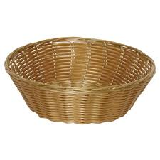 food baskets pub shop other dishes bowls baskets poly wicker food