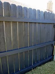 Garden Walls And Fences by Fence Painting And Staining Guide Quick Tips Hgtv