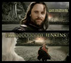 Aragorn Meme - aragorn of pals for life guild hishgraphics transitory states