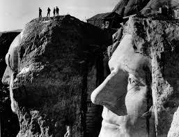 1927 1941 carving mount rushmore 1936 carving mount rushmore