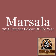 the sign depotartistic sign design marsala is the 2015 pantone