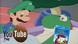 Mama Luigi Meme - ytp yowshee makes mama luigi watch a terrible movie collab
