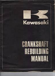 kawasaki h1 a7 f5 crankshaft rebuilding manual u2022 29 99 picclick