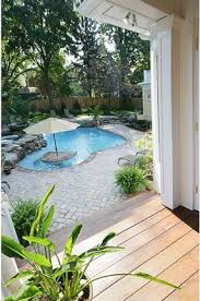 1536 best awesome inground pool designs images on pinterest