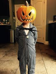 Jack Jack Halloween Costume 10 Jack Skellington Mask Ideas Nightmare