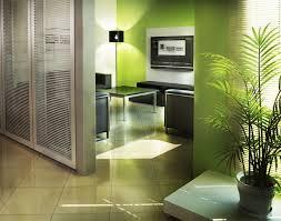 Bedroom Design Ideas Green Walls Outstanding Apartment Bedroom Design With Green Striped Walls