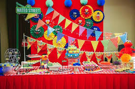 elmo birthday party kara s party ideas elmo sesame birthday party kara s