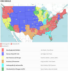 Nfl Tv Schedule Map How To Watch Browns Vs Chargers Tv Radio U0026 More Los Angeles