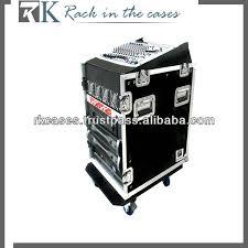 Audio Rack Case Rk Audio System Rack Case 10u Slant Mixer Rack 16 U Vertical