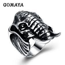 silver animal ring holder images Golden skeleton ring holder images jpg