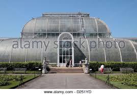 Royal Botanic Gardens Kew Richmond Surrey Tw9 3ab The Entrance To The Palm House The Royal Botanic Gardens