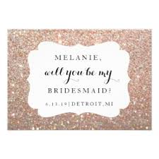 bridesmaid card wording will you be my bridesmaid invitations announcements zazzle