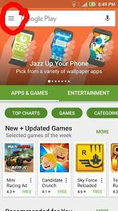 my android apps where do i find a log for my recently uninstalled android apps