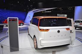 volkswagen truck concept volkswagen budd e named north american u201c2016 concept truck of the