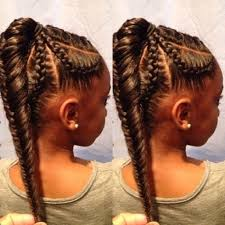 fishtail braid styles for black hair braided hairstyles for kids