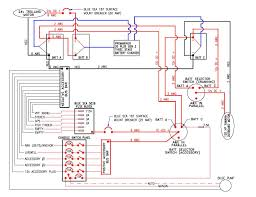 dump trailer wiring diagram with template pictures diagrams