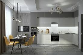 gray and white kitchen cabinets ideas 30 gorgeous grey and white kitchens that get their mix right