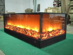 Electric Fireplace Heater Aliexpress Com Buy Decor Flame 4 Sided Electric Fireplace Heater