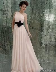 blush pink and black bridesmaid dresses 2016 2017 b2b fashion