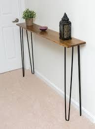 small skinny side table small narrow console table centralazdining