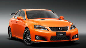 lexus trd lexus is f ccs concept tuning kit by trd now available