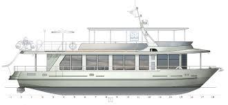 floating house plans diy houseboat building wooden home constru