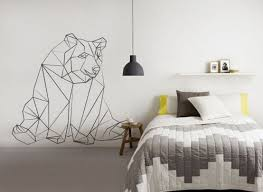 Best  Washi Tape Wall Ideas On Pinterest Washi Tape Wallpaper - Art ideas for bedroom