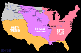 Lewis And Clark Map Lewis And Clark Expedition Everyone Pptx On Emaze
