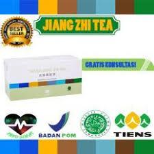 Teh Tiens info sehat teh pelangsing badan herbal tiens jiang zhi tea