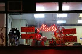 manicures and nail polish are bad habits mindful eats