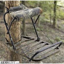 armslist for sale loggy bayou monarch xl prostaff treestand