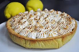 tarte au citron meringuée hervé cuisine tarte au citron meringué cuillère