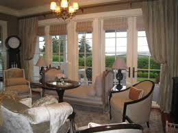 dining room captivating dining room window treatment trends