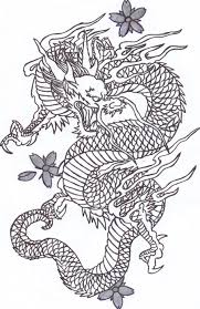 dragon drawings chinese dragon 2 by sunshine vamp fan art