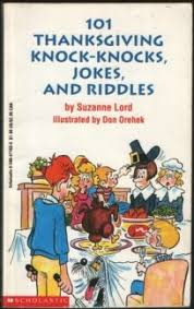 buy 101 thanksgiving knock knock jokes and riddles in cheap