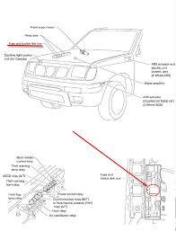 2000 frontier alarm system diagram 34 wiring diagram images