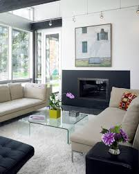 Contemporary Living Room Tables by A Clear Choice Lucite Coffee Tables