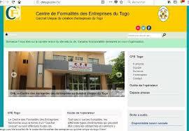 Cfe Centre De Formalités Des Entreprises Chambre D Accélérer Les Formalités De Création D Entreprises L Oeil D Afrique