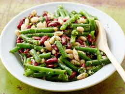 green beans for thanksgiving best recipe the best summer appetizers food network three bean salad jeff