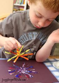 kids crafts chenille stems think crafts by createforless