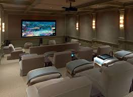 How To Design And Plan A Home Theater Room - Home theater design plans